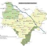 Green Belt Map