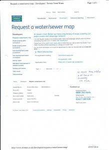 Severn Trent map request